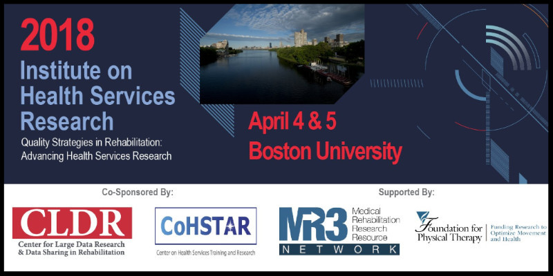 2018 Institute on Health Services Research