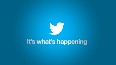 Twitter: It's what's happening