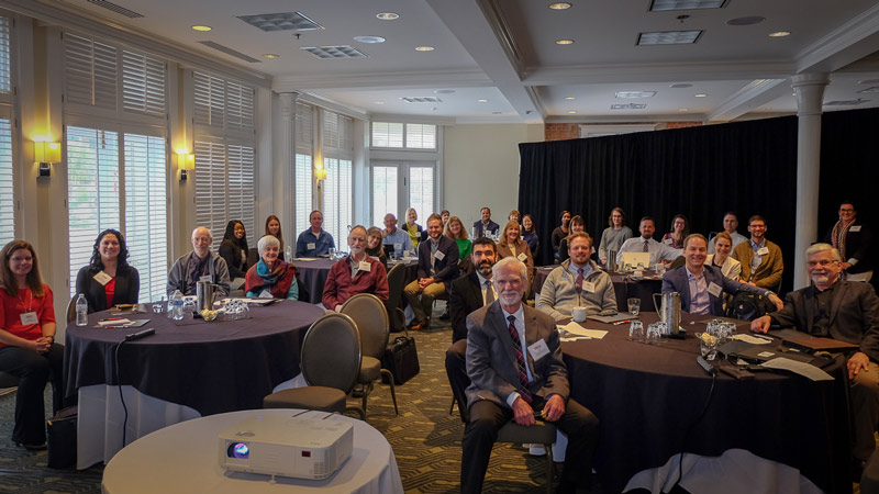photo of group at CLDR annual meeting
