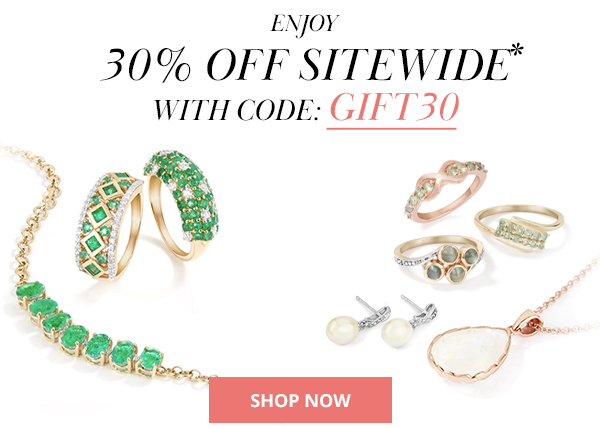 Enjoy 30% Off Sitewide* With Code: GIFT30