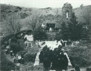 Cabrini Shrine Grotto
