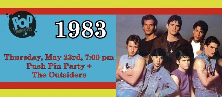 POP Thursdays 1983