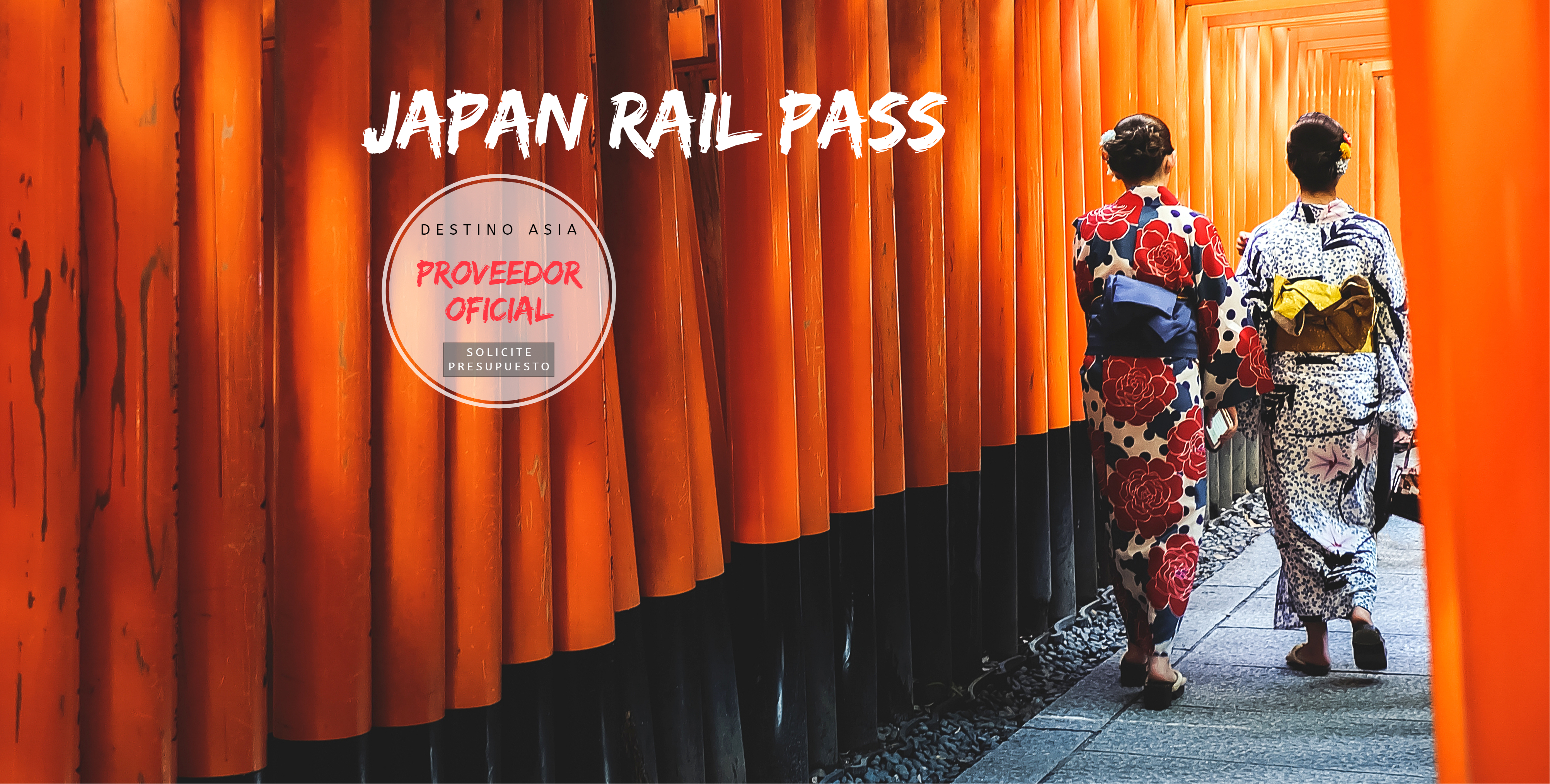 Japan Rail Pass sin gastos de emisión