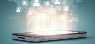 Smartphones i cerca de feina