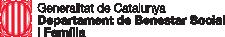 Logotip Departament de Benestar Social i Família