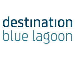 Destination blue Lagoon Logo