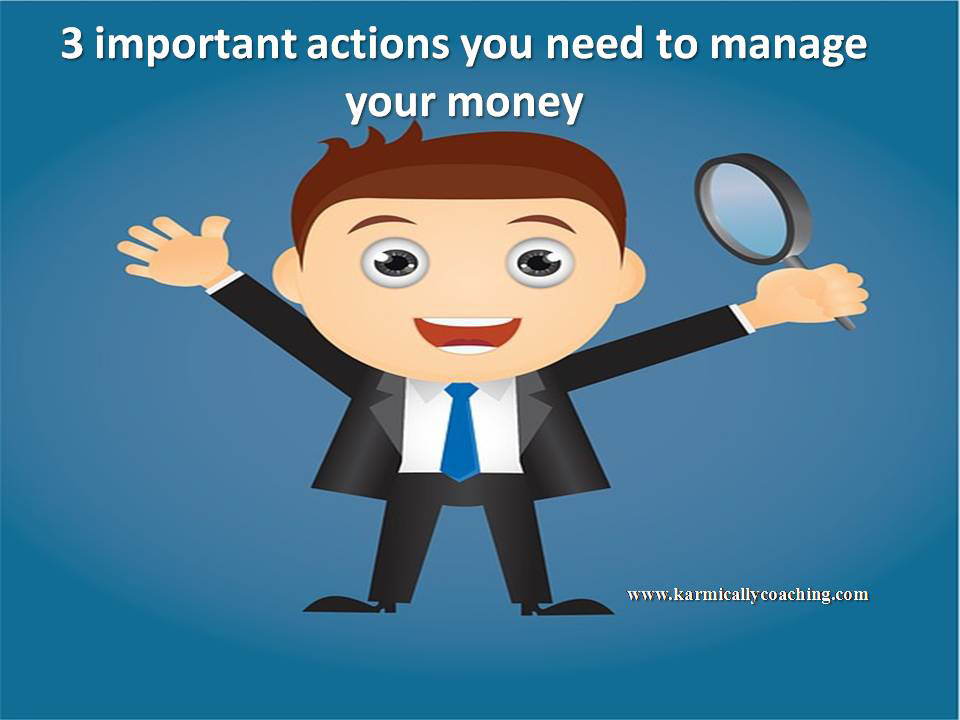 What actions do you need to take today to manage your wallet?