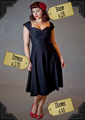 Mad Men Dress by Stop Staring
