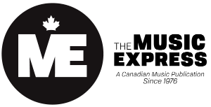 The Music Express - A Canadian Music Publication Since 1976