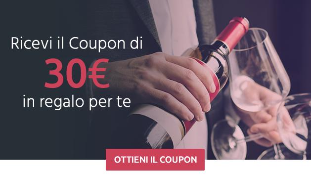 Buono Sconto 30€ WineoWine