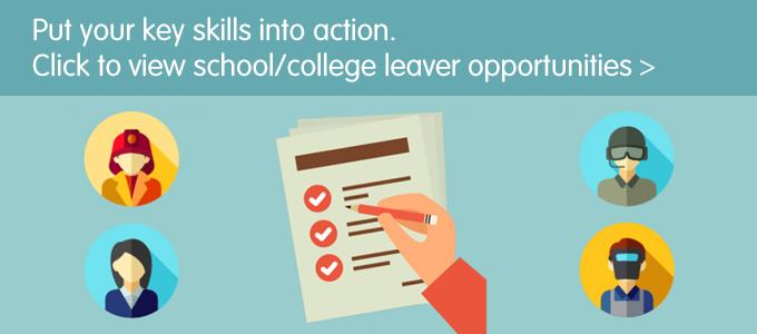 Key skills banner