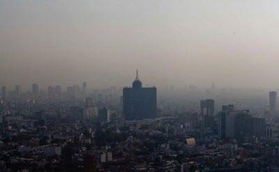 Mexico City: bad air