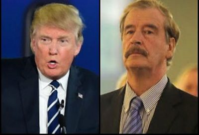 Trump and Fox: the latter is an irritant