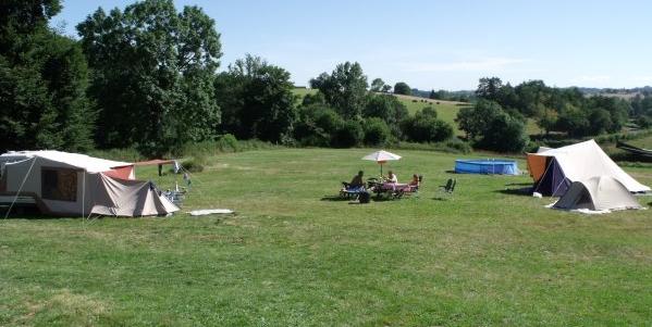 Minicamping La Chaize Auvergne
