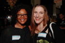 Sonja Norwood and Bonnie Gillespie
