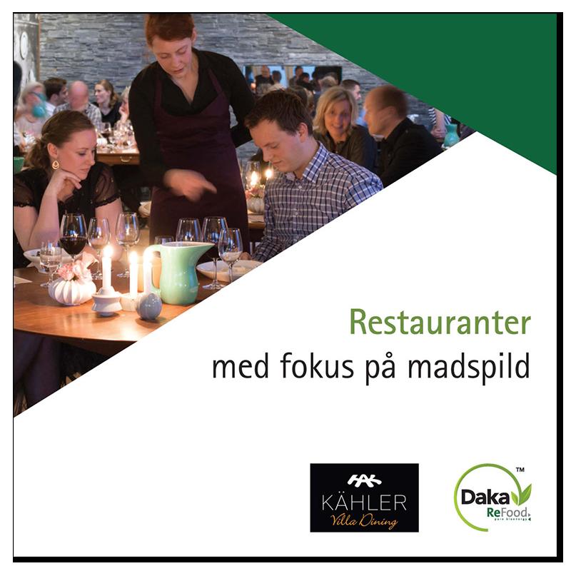 ReFood kundecase - Kähler  Villa Dinning