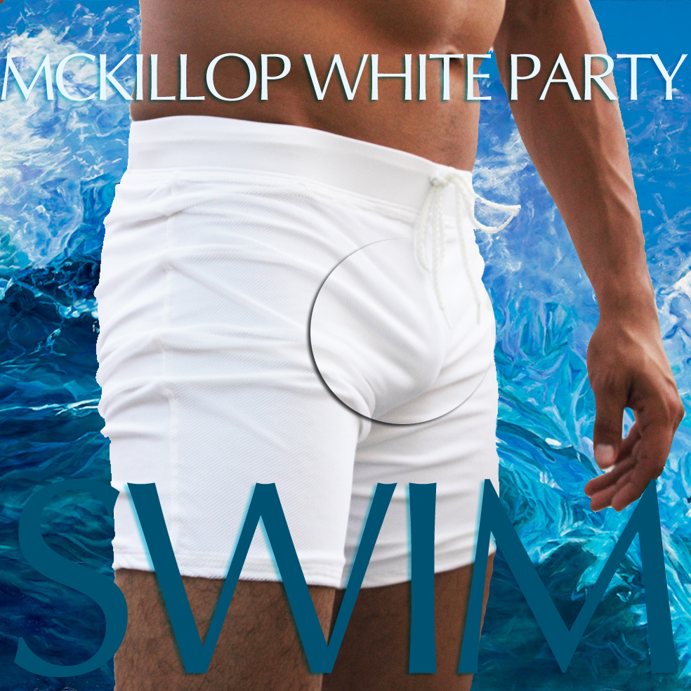Swim- White Party