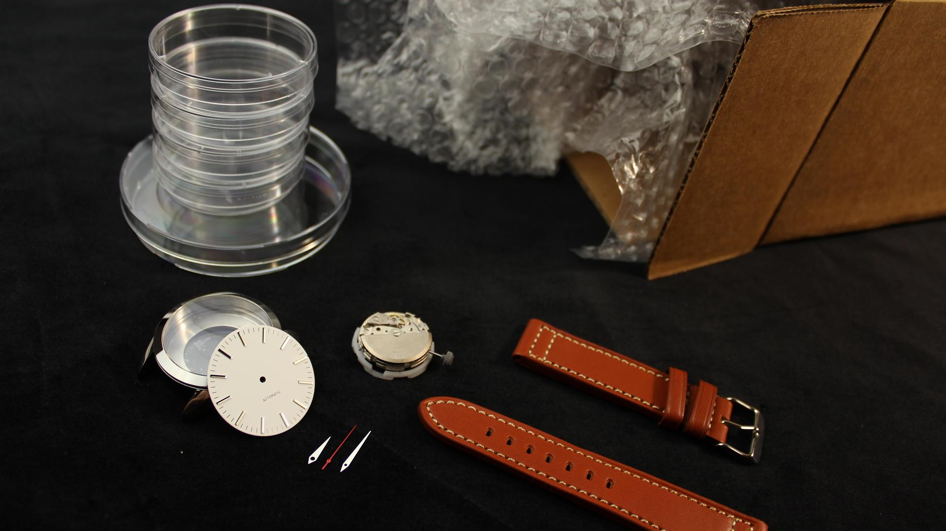 Build Your Own Watch Kit