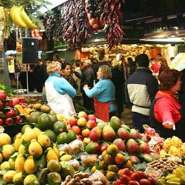 What can we learn from the great market system in Barcelona?