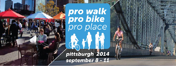 Pro Walk Pro Bike Pro Place