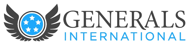 Generals International Logo