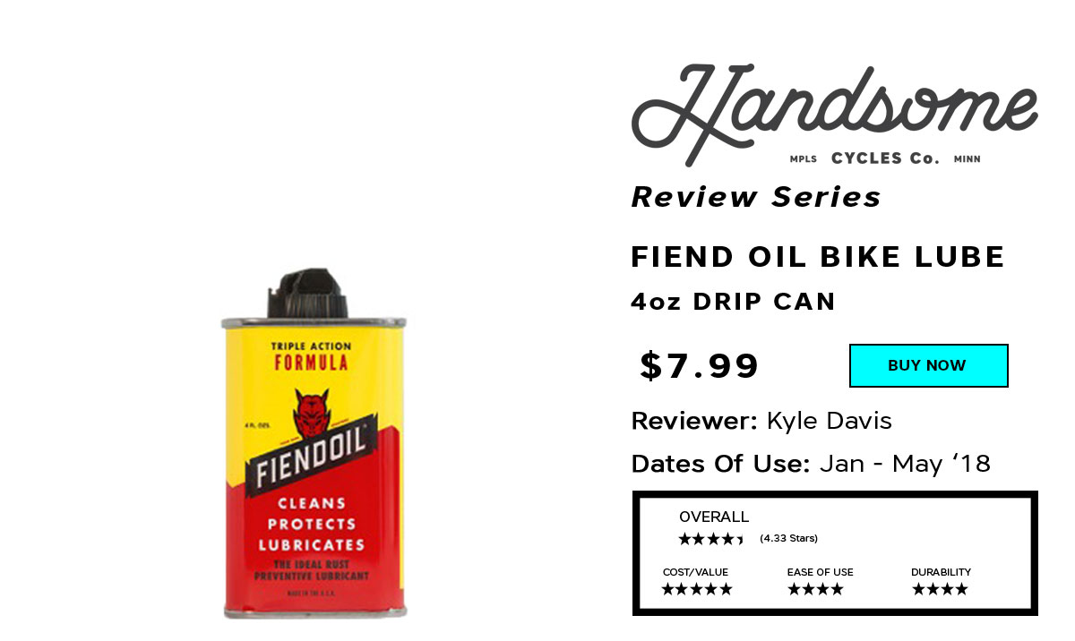 FiendOil Review 4oz Drip
