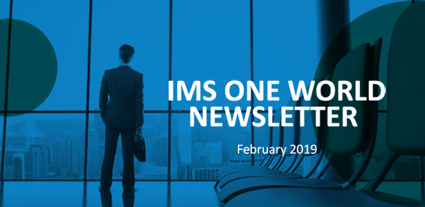 NEWSLETTER FEB 2019