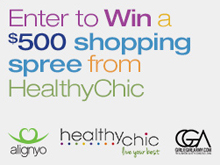 HealthyChic Shopping Spree