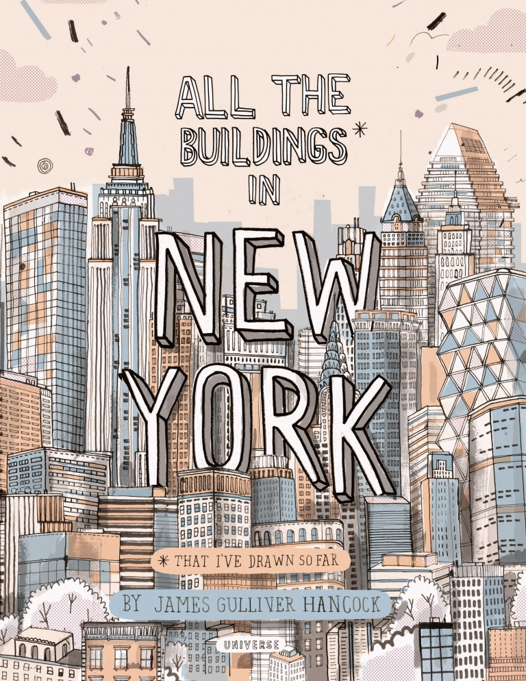 All The Buildings In New York, the Book
