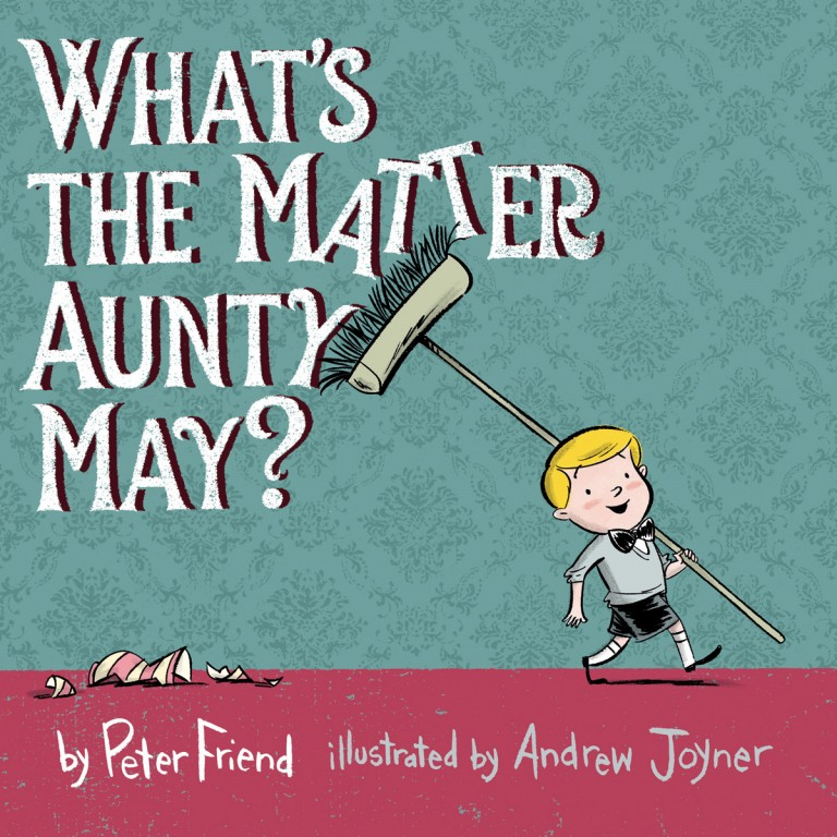 What's the Matter, Aunty May?
