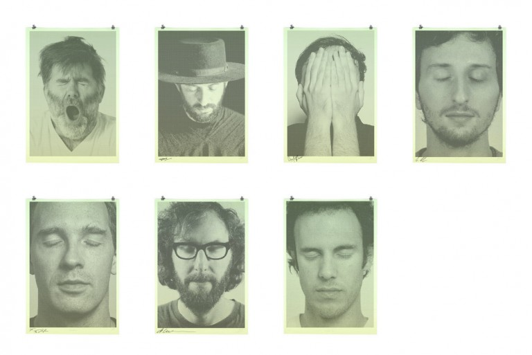 Alex Trochut's Binary Prints