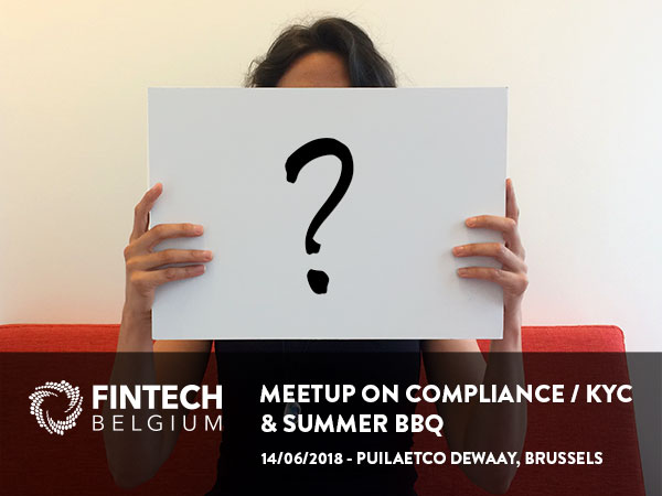 MeetUp on Compliance / KYC & Summer BBQ