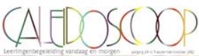 Logo caleidoscoop