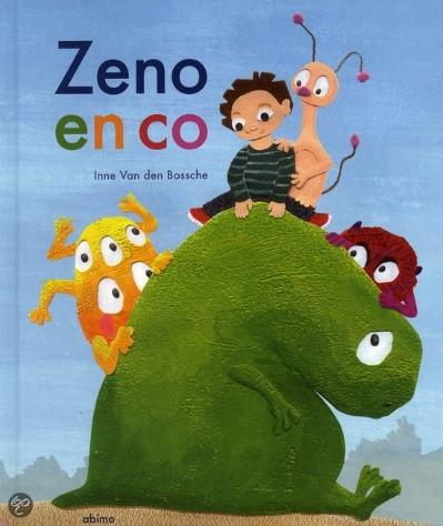 cover van het boek Zeno en co