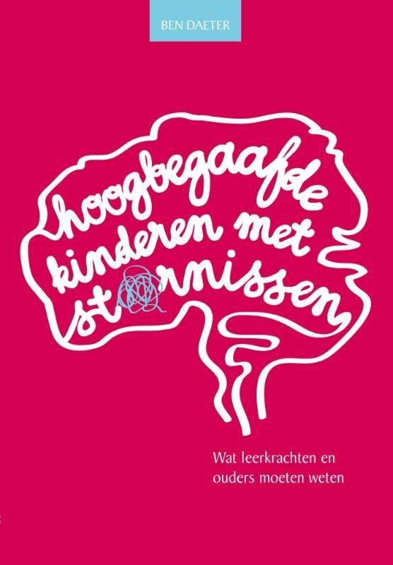 Afbeelding van de kaft van het boek 'Hoogebegaafde kinderen met stoornissen'