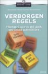 Cover van het boek verborgen regels