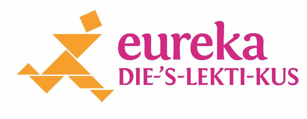 logo Eureka Die-'s-lekti-kus vzw