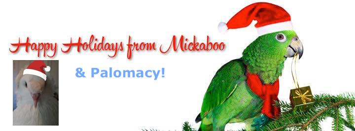 Mickaboo Plus Palomacy Holiday Party