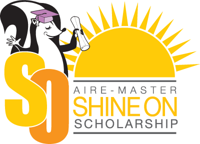 Aire-Master Shine On Scholarship