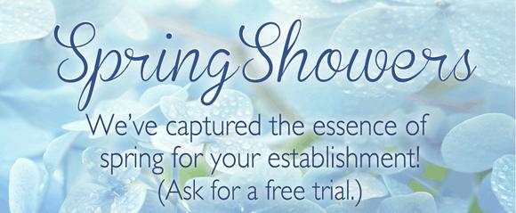 Spring Showers - seasonal fragrance