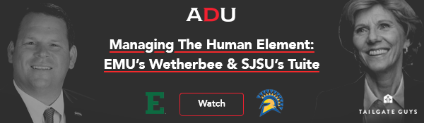 (Watch) Managing The Human Element: Eastern Michigan's Wetherbee & San Jose State's Tuite