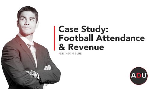 (Interactive) Case Study: Football Attendance & Revenue