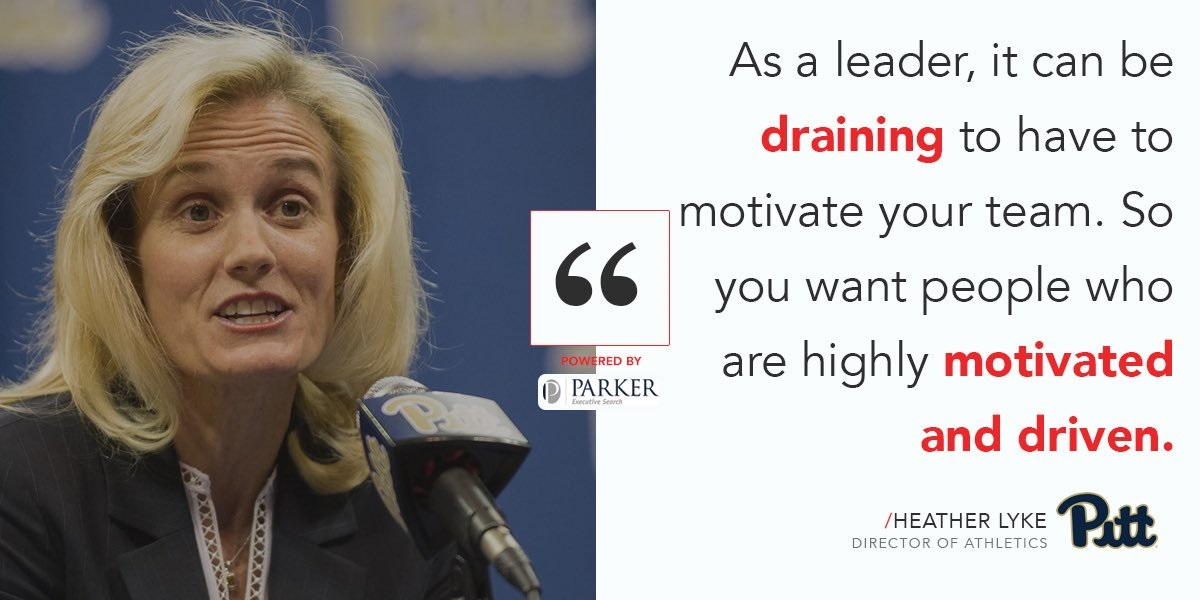 (Watch) Pitt's Lyke &Delaware's Rawak: Organization Planning As A New AD