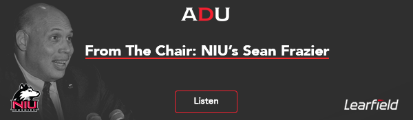 (Listen) From The Chair Hosted By Mike Hamilton: NIU's Sean Frazier