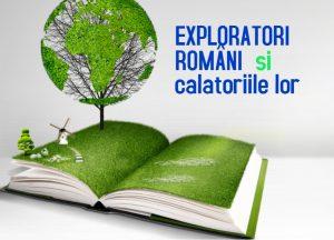 Afiş program Exploratori români