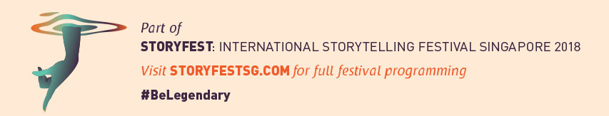 Part of StoryFest 2018