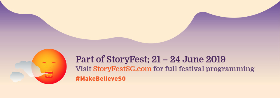 Part of StoryFest 2019
