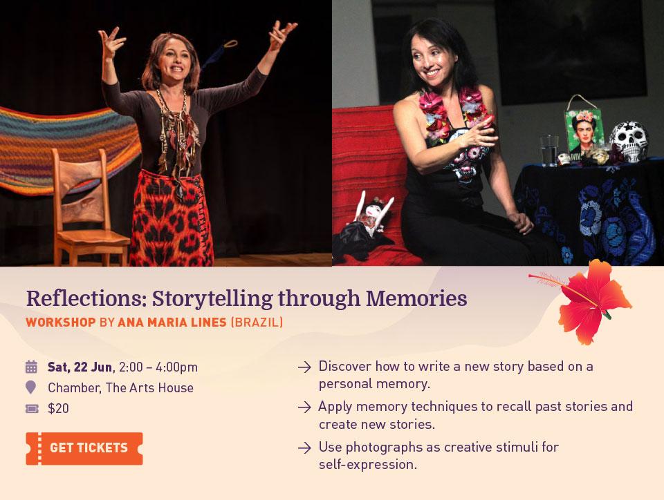 Reflections: Storytelling through Memories