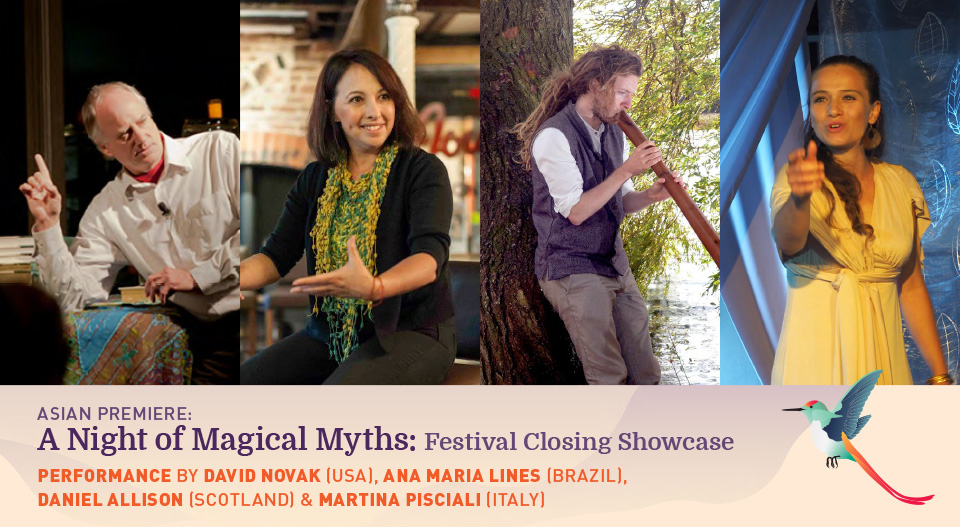A Night of Magical Myths: Festival Closing Showcase