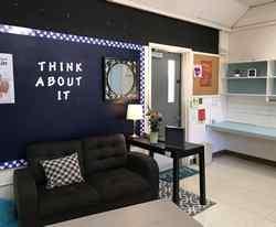 Photo of student wellness center
